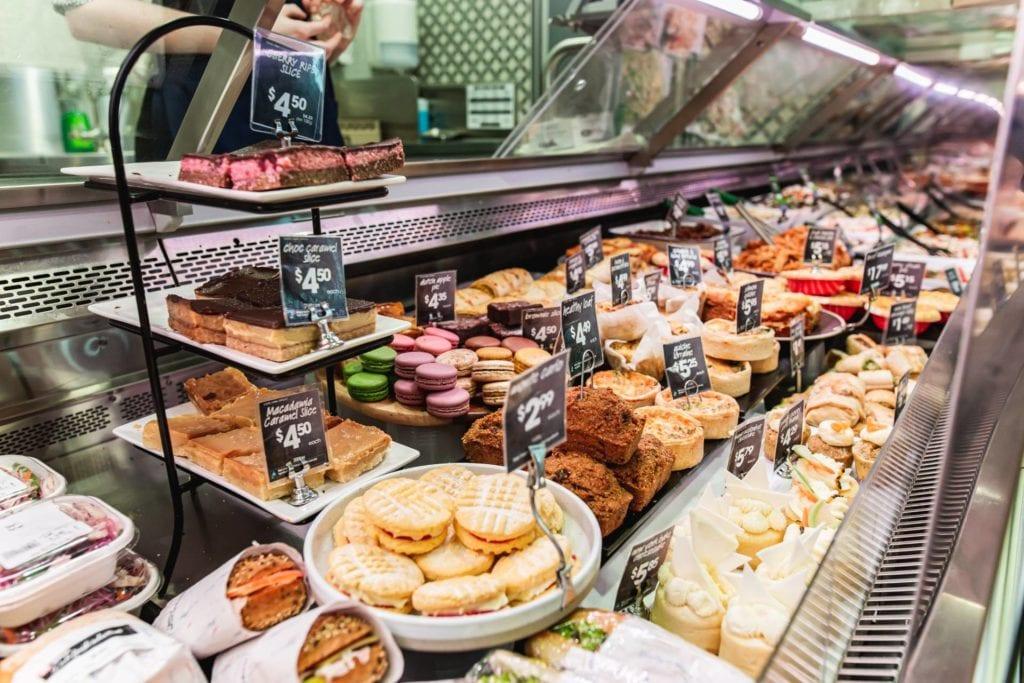 Iga Milton pastries and desserts