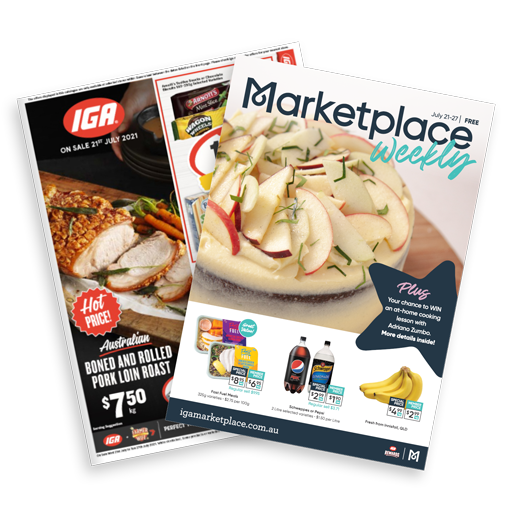 Marketplace Weekly Magazine Covers Small