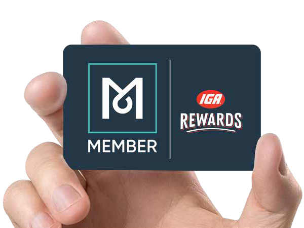 Member Card One Only